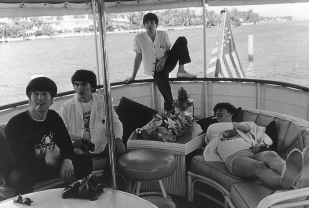 Paul McCartney Selling His Old Trawler Photo Gallery  : BeatlesCruise from www.passagemaker.com size 619 x 416 jpeg 157kB