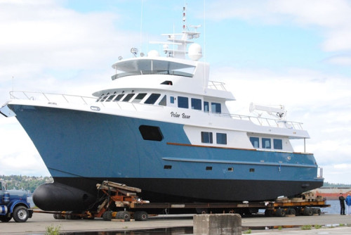 100-Foot Expedition Yacht 'Polar Bear' Destroyed By Fire in California (VIDEO) | | PassageMaker